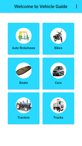 Foto do All Vehicles Guide (All Vehicles Database)