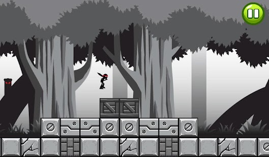 Stickman Forest Escape - náhled