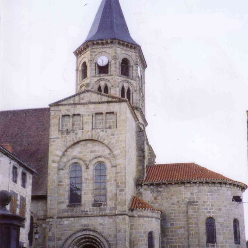 photo de Eglise Saint- Ménélée à Menat