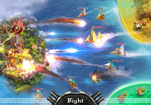 Pirate Sails: Tempest War 1.1.0 screenshots 2