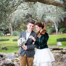 Wedding photographer Olga Sarka (Sarka). Photo of 14.01.2017