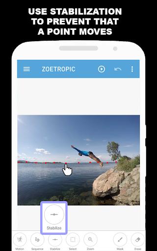 Zoetropic (free) - Photo in motion 1.4.99-free Screenshots 2
