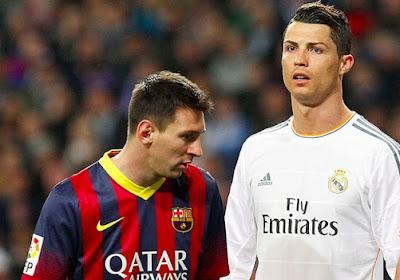Ronaldo s'explique sur sa relation avec Messi