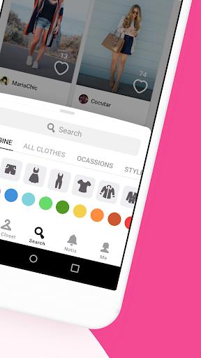 Outfit Planner & Ideas ???Closet organizer ss3