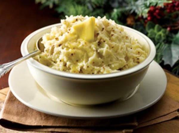 Dijon Mashed Potatoes Recipe