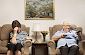 June Bernicoff sparks rumours she's returned to Gogglebox