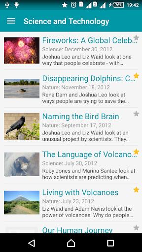 English listening daily 1.1.4 screenshots 6