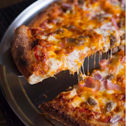 X-Large Bacon Cheeseburger Pizza (6 Toppings)