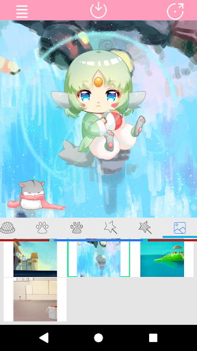 Cute Avatar Maker: Make Your Own Avatar 1.0.2 screenshots 3