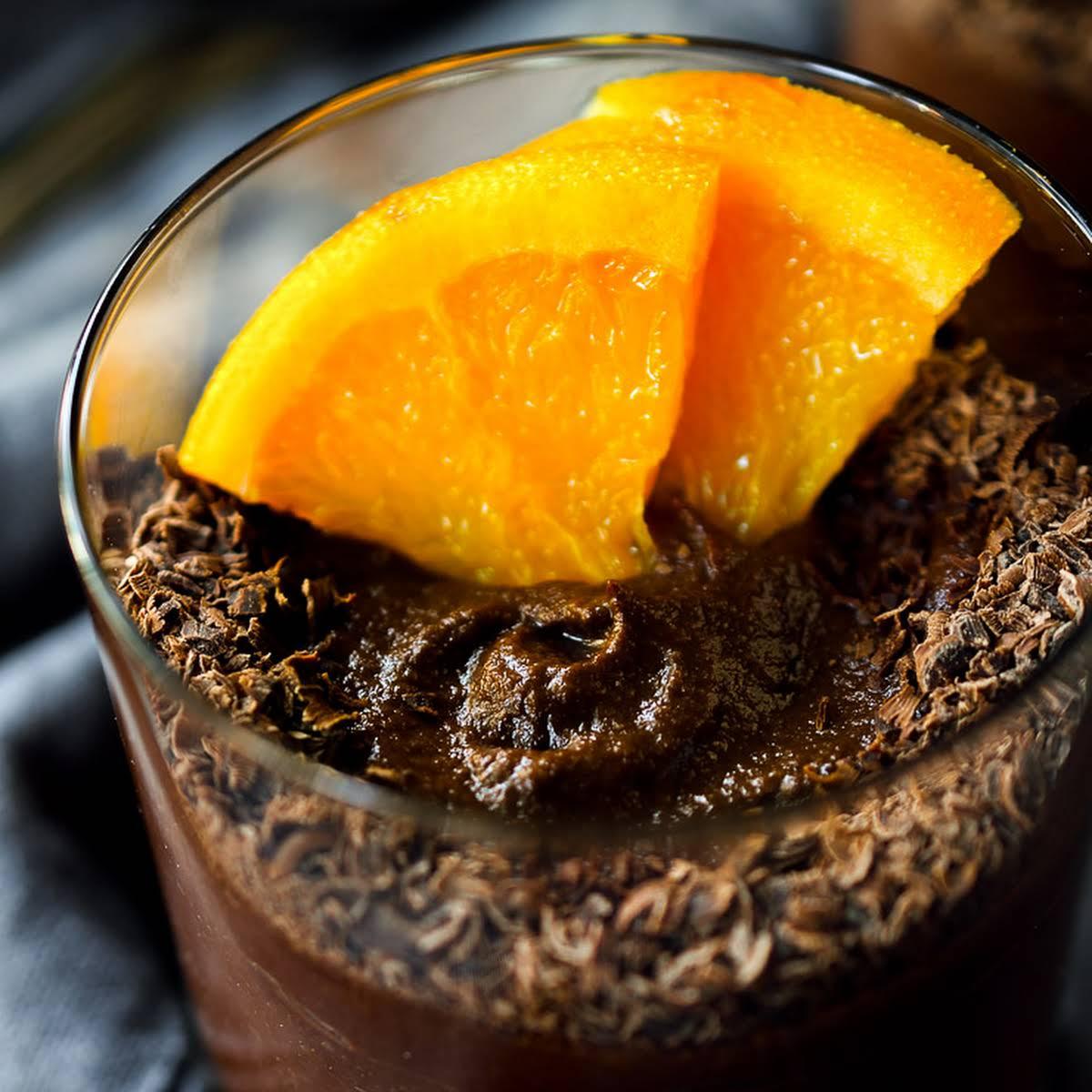 Hidden Veggie Vegan Chocolate Pudding