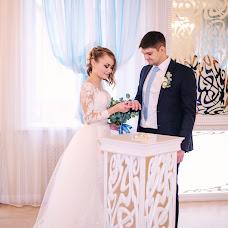 Wedding photographer Valeriya Samsonova (ValeriyaSamson). Photo of 29.12.2017