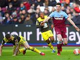 Un mois d'absence au pire moment pour un joueur anglais