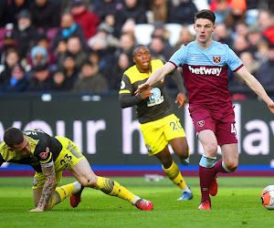 Declan Rice vers Manchester United?
