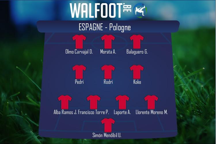 Espagne (Espagne - Pologne)