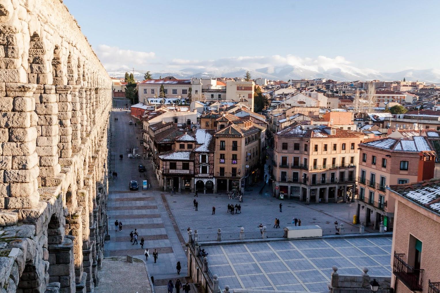 Madrid Ziua 3: Segovia