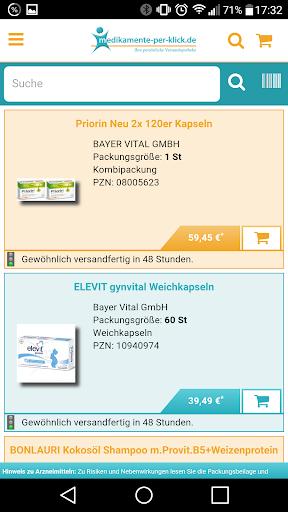 Medikamente-per-klick  screenshots 4