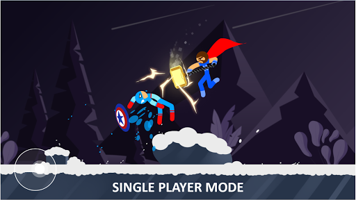 Spider Stickman Fighting - Stick Fight Battle 1.0.2 screenshots 1