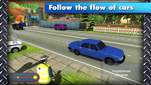 Traffic Police Simulator 3D