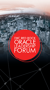 DXC Red Rock Leadership Forum - náhled