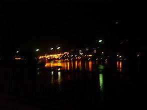 Photo: Hariwar in the night
