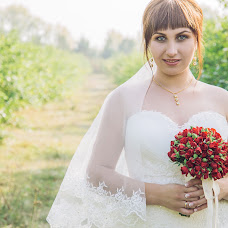 Wedding photographer Darya Vasyukyavichyus (vasukyavichus). Photo of 31.10.2016
