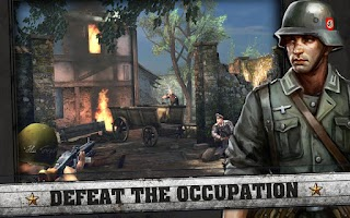 Screenshot of FRONTLINE COMMANDO: D-DAY