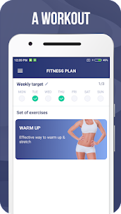 Warm Up Exercises 1.8 APK with Mod + Data 3
