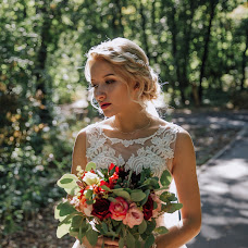Wedding photographer Anna Golovanova (golovanovaphoto). Photo of 26.09.2017