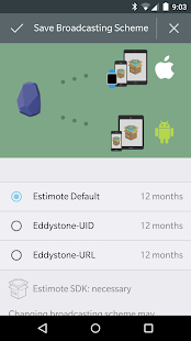 Estimote- screenshot thumbnail