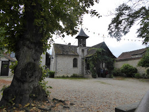 Photo: Barbizon -Eglise