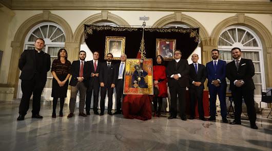 La Hermandad de Pasión presenta el cartel de su XXV aniversario
