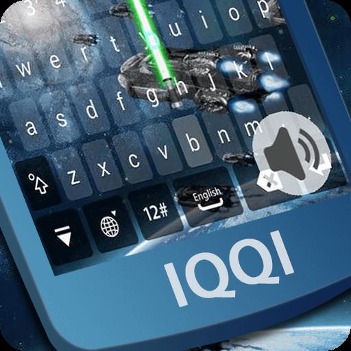 IQQI Lightsaber Theme (Test) 遊戲 App LOGO-硬是要APP