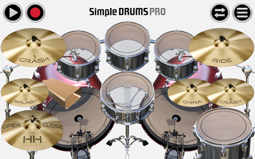 Simple Drums Pro - The Complete Drum Kit 1.2.9 screenshots 2