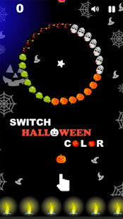 Switch Halloween Characters 2018 - náhled