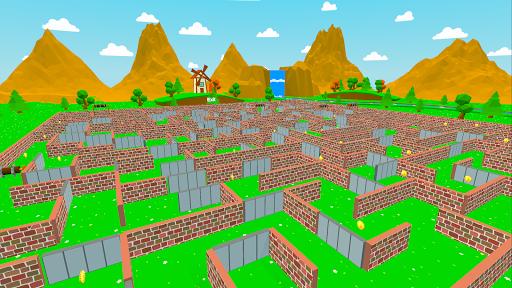 Maze Game 3D - Labyrinth 2.12 screenshots 1