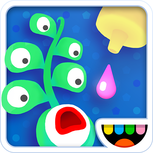 Toca Lab: Plants (game)
