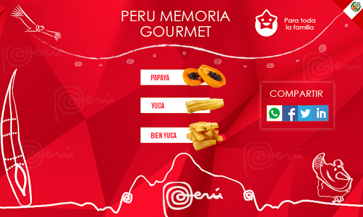 Peru Gourmet MADE IN PERU