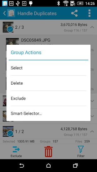 Search Duplicate File- screenshot thumbnail