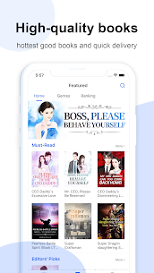 NovelCat App Download For Android 1