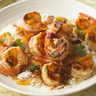 Chipotle-Orange Shrimp
