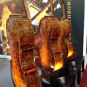 Frankfurter Musikmesse by Marianne Fischer - Artistic Objects Musical Instruments (  )