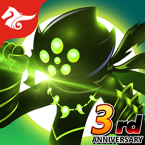 League of Stickman 2018- Ninja Arena PVP(Dreamsky) Icon