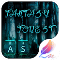 Fantasy fores for Keyboard icon