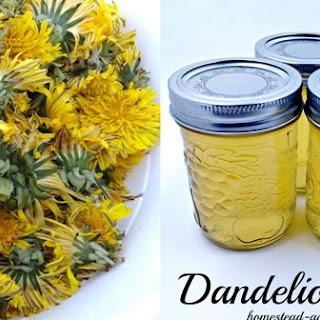 Dandelion Jelly.