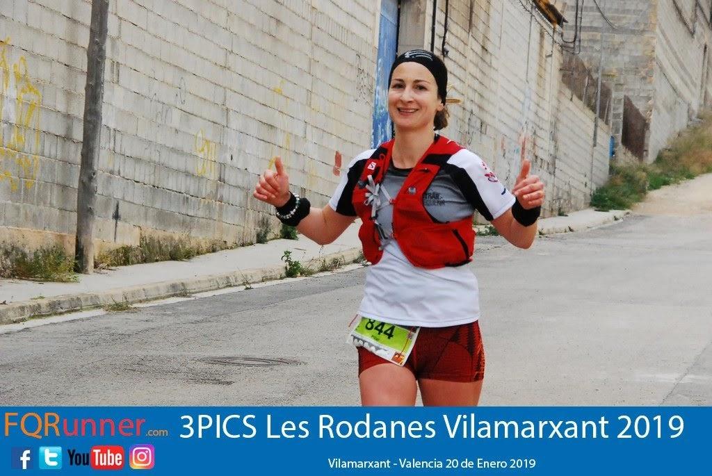 Pilar Montesinos Herrero del Running Trail Requena