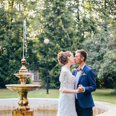Wedding photographer Varya Kryuchkova (varyakryu). Photo of 22.08.2017
