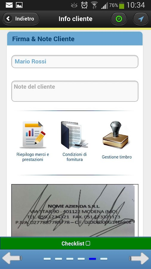 Assist - Assistenza Tecnica- screenshot