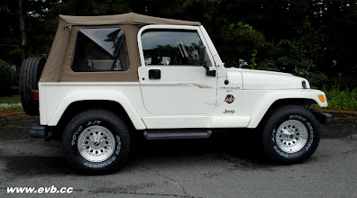 Photo: Stock TJ with American Racing Outlaw II rims