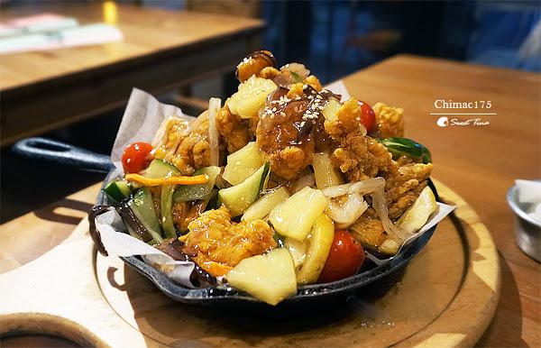 CHIMAC175 - 來自韓國釜山的美味炸雞   韓國料理ღ東區美食.國父紀念館站ღ