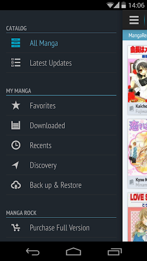 Manga Rock - Best Manga Reader screenshot 5